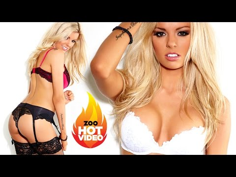 Aussie blonde Kimberley Hartnett shows off her stunning body in