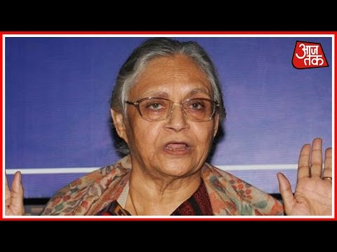 Sheila Dikshit Is Congress' Pick As UP CM Candidate