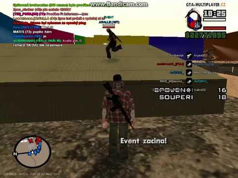 .kRALLEHO taktika jak vyhrát event x)