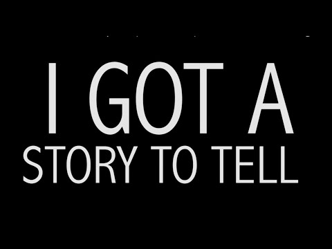 The Notorious B.I.G - I Got A Story To Tell (HD LYRICS VIDEO)