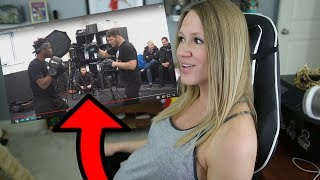 KSI TRAINS W/ MICHAEL BISPING!?    My Thoughts