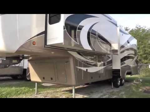 2015 DRV Mobile Suite 38RSSB3 Fifth Wheel RV