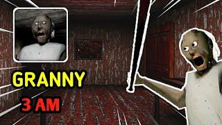 KHI BÀ GRANNY CHƠI GAME GRANNY LÚC 3 GIỜ SÁNG  PHIM GRANNY