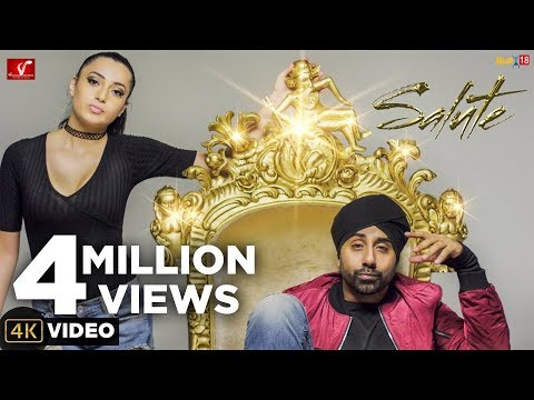 Salute - Jassi Sidhu Ft. Dr Zeus & Fateh | Latest Punjabi Video Songs 2016