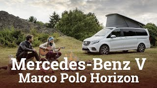 Mercedes-Benz V Marco Polo Horizon (test)