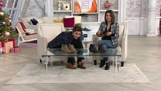 Vince Camuto Leather or Suede Booties - Parrla on QVC