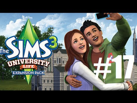 Let's Play - The Sims 3 University Life (Part 17) Tierra Gets Woohoo