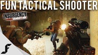 Fun Tactical Shooter Insurgency Sandstorm