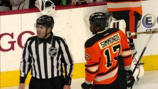Gotta See It: Simmonds ejected for intent to injure McDonagh