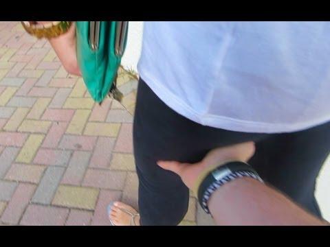Let Me Feel Those Yoga Pants! (12-27-13) [27] video