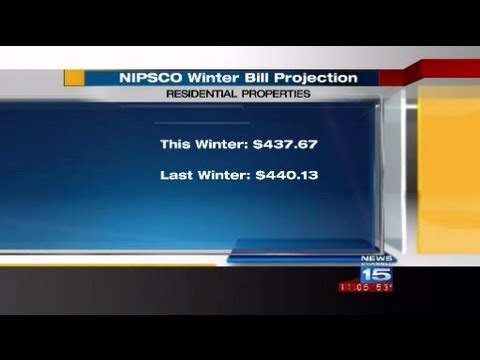 NIPSCO predicts low gas bills