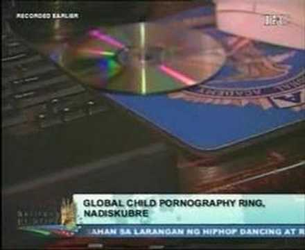 Child Porno Ring in Vienna