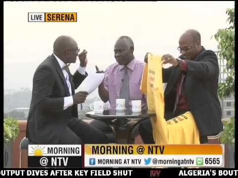 Pastors Martin Ssempa and Solomon Male on the Anti-Gay Law