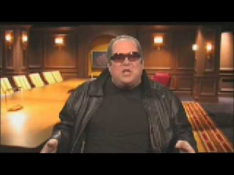 The Robio as Andrew Dice Clay on Imus