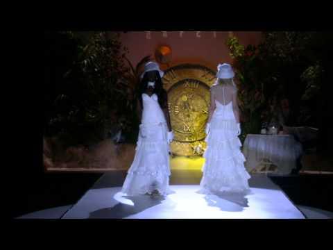 Desfile Inmaculada García 2015, novias del Barroco