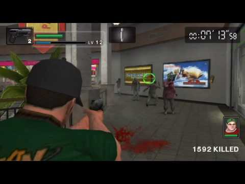 [ Dead Rising: Chop Till You Drop ] Wii Gameplay (Man in a Bind) - HQ 16:9