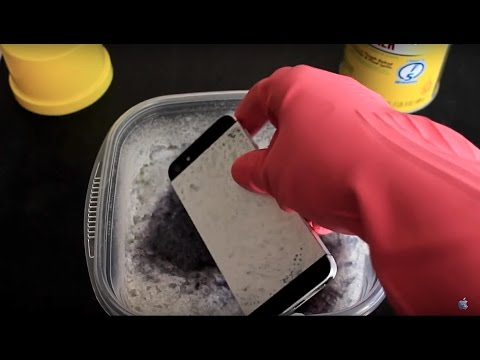 Removing the Paint From an iPhone Life Hacks