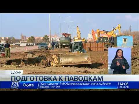 Угроза подтопления сохраняется для 150 населенных пунктов Казахстана