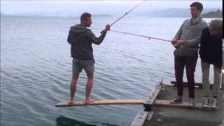 Fishing fail compilation #1