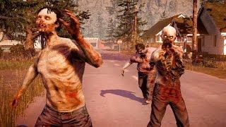 ❶ State of Decay - любопытная игра про зомби (Обзор)