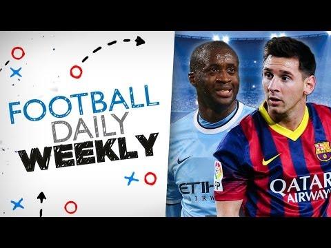 Manchester City v Barcelona, Bayer Leverkusen v PSG | #FDW UEFA Champions League Preview