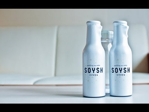 Probando Soysh - Soy Drink Review [Spanish]