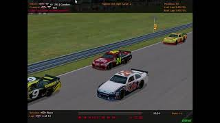 nascar fort sports cup (10): Home depot 150 @ walkins glen