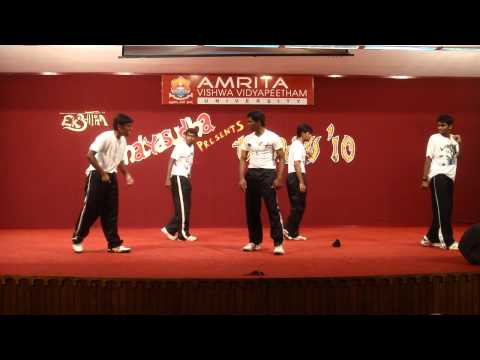 Tamil Folk Dance In Amrita Thandav.mp4 video