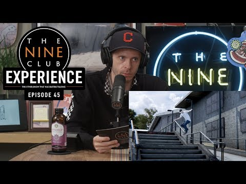 Nine Club EXPERIENCE #45 - Skater XL Contest, Hakeem Ducksworth, Sascha Daley