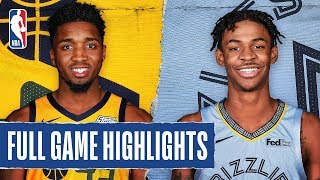 JAZZ at GRIZZLIES | FULL GAME HIGHLIGHTS | November 15, 2019