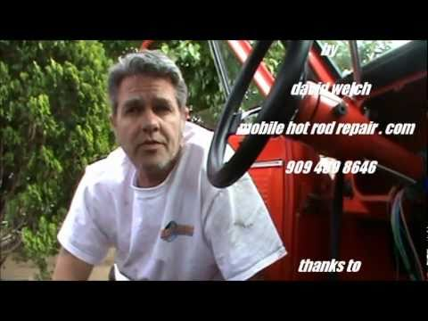 ... WIRING HARNESS IN A 1967 TO 1972 CHEVY TRUCK PART 2 - YouTube