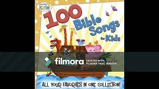 The Wonder Kids - 100 Bible Songs For Kids! (Part 2)