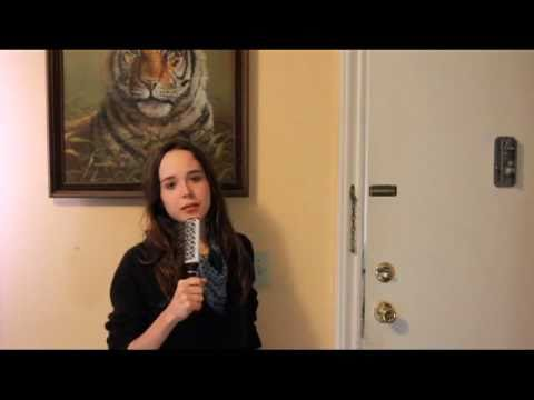 Ellen Page - stand up submission for Conan
