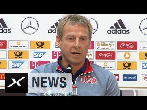 US-Nationalcoach Jürgen Klinsmann erwartet
