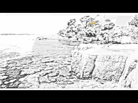 Auto Draw 2: Cape Of Antibes, Alpes Maritimes, France