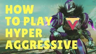 How to Play Hyper Aggressive and Win