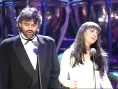 Andrea Bocelli and Sara Brightman - Time to Say Goodbye