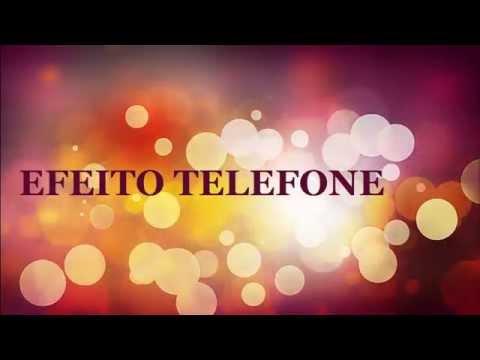 EFEITO SONORO  TELEFONE -  EFFECT VOICED  PHONE RINGING - QUALIDADE VINHETA GRATIS