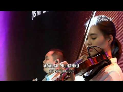 Pilihanku Song By Redo DB Live From GMS