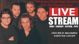 LIVESTREAM: Holy Roller, The Evening Attraction (LIVE) at Pie Shop, Washington, DC, US