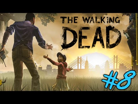 THE WALKING DEAD : Let's Play #8 [FACECAM] - IRGENDWAS STIMMT HIER NICHT !!