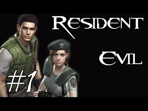 [Resident Evil Remake #1]  จะประหยัดช่องไปไหน