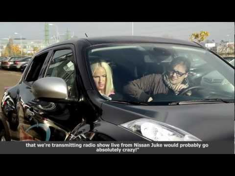 Nissan Juke Mobile Day (ENG)
