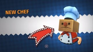 Overcooked! - All Chef Characters + DLC (In Order)