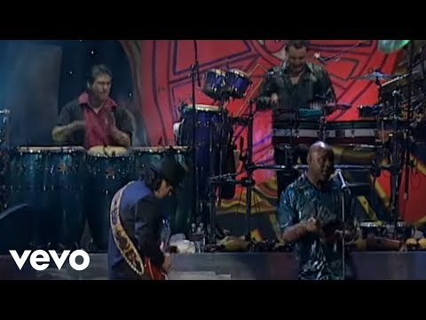 Santana - Africa Bamba (Live)