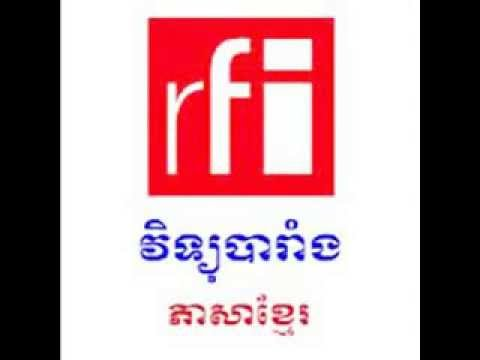 RFI Radio France International in Khmer Morning Hot News on October 12, 2013