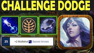Permanent Stun Triple Arrow + Rearm [Unlimited Arrows] Ability Draft Dota 2