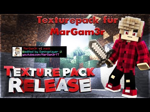 MARGAM3R V1 TEXTUREPACK RELEASE BY GAMINGPLAYER