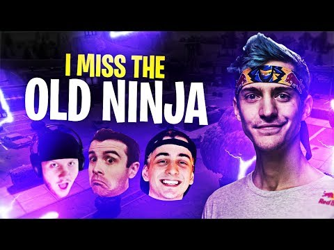 NINJA IS TOXIC TODAY!! (ft. Ninja, DrLupo & Cloak) | Fortnite Battle Royale Highlights #157