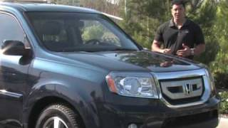 2009 Honda Pilot Review